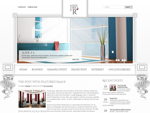 YourInterior WordPress Theme